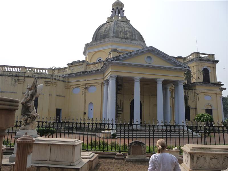 St. James Church in North Delhi