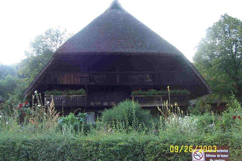 Old Black Forest Village