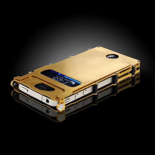 iphone 4/4s metal case