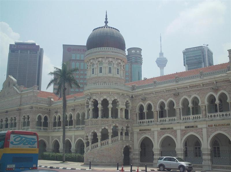 Sultan Abdul Sawad Bldg.,a heritage site