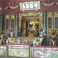 Chinese temple,no nails used in construction
