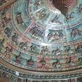 Ceiling of Jain temple