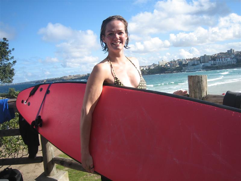 Surfbabe!