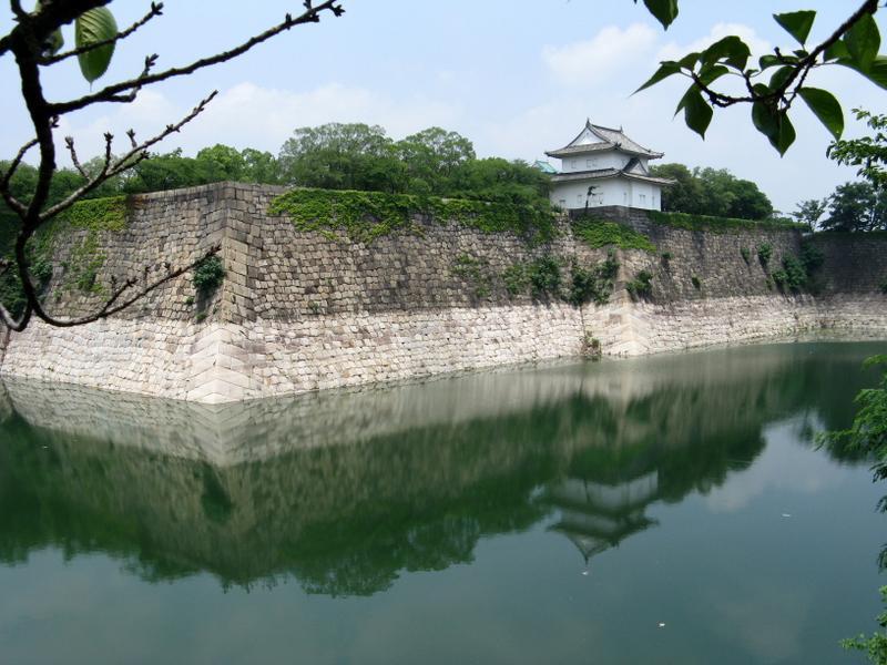 Castle's Moat