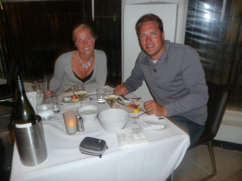Wine and dine @ Sheraton