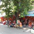 La calle de los adornos chinos