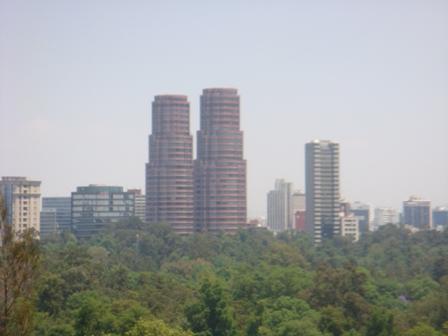 Torres petronas de Chapultepec