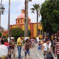 la plaza central