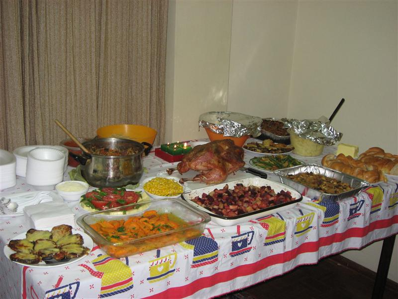 the feast!
