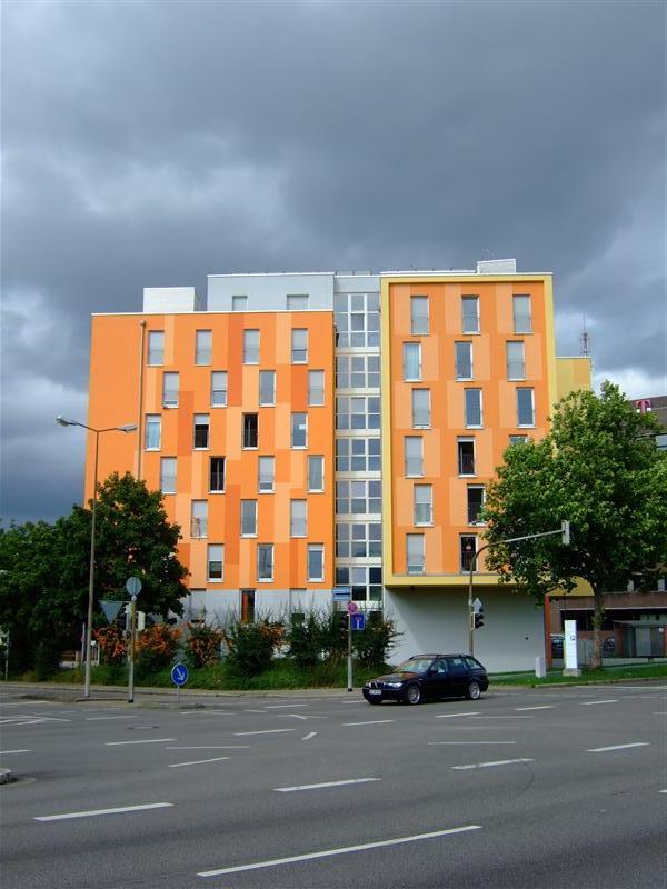 Berlinerallee/Charlottenburgerstrasse
