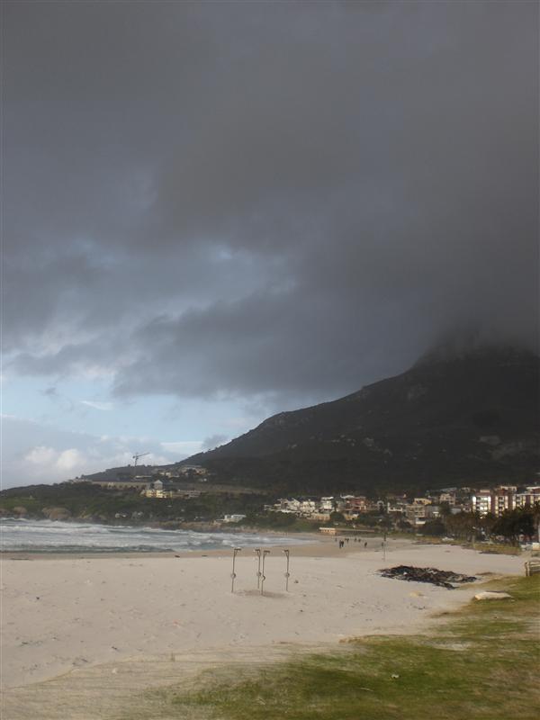 Clouded Beach