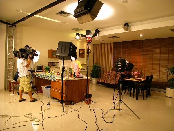 One of Our Studios-with wide lens
