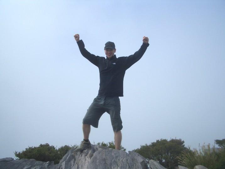 Top of Bluff Knol