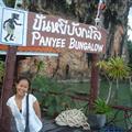 Kannara at the floating village