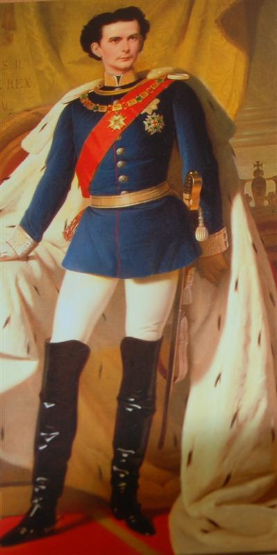 King Ludwig II
