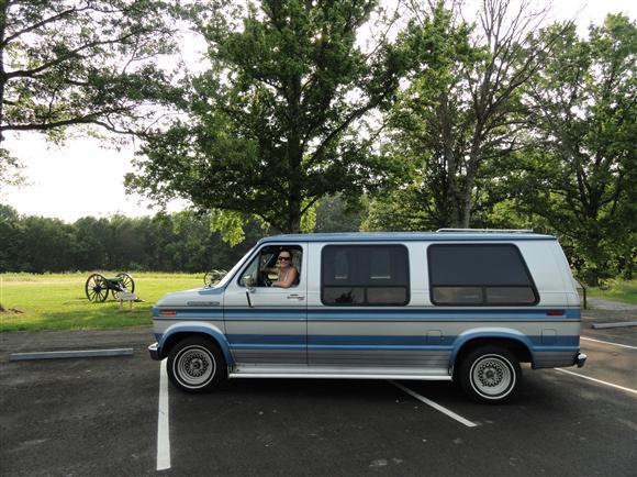 Our 1985 Conversion Van Murfreesboro United States