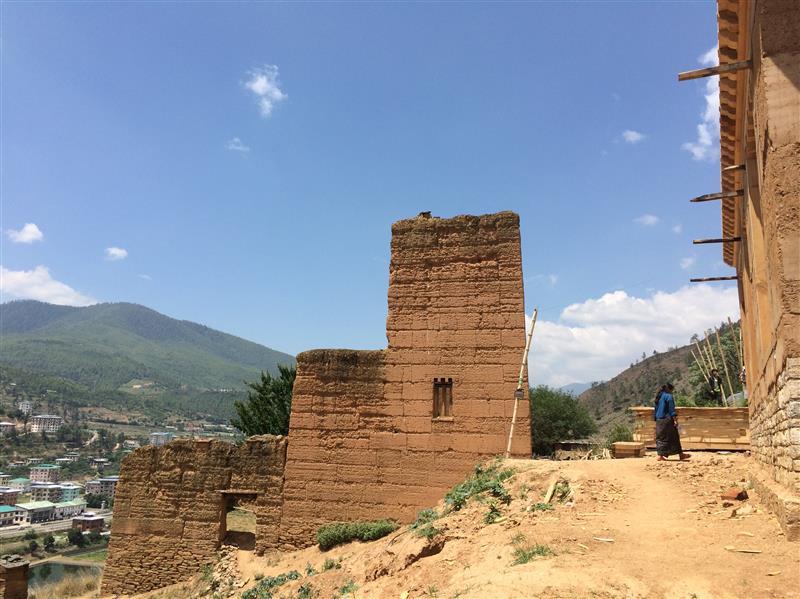 Photo from Thimphu, Bhutan