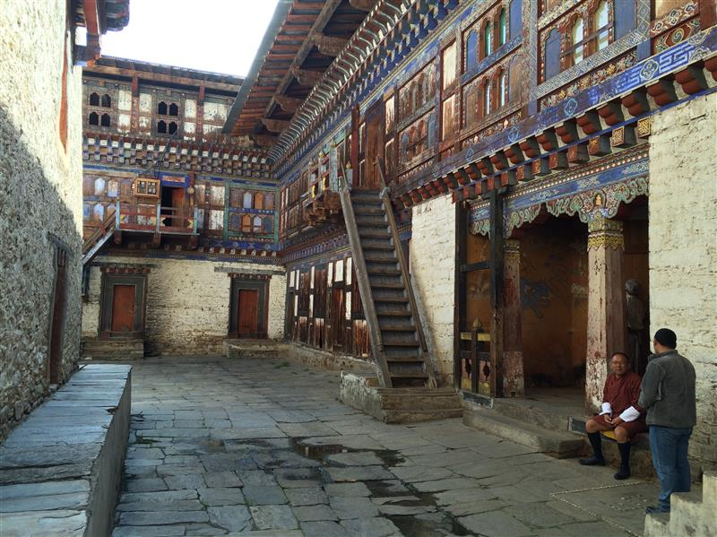 Photo from Jakar, Bhutan