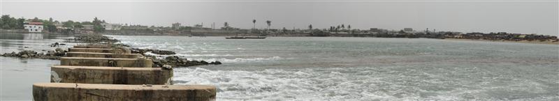 Lagoon de Cotonou