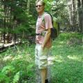Walking on Jewel Island