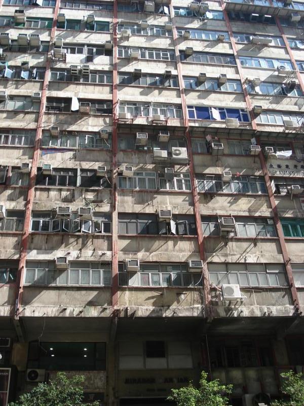 Mirador Mansions