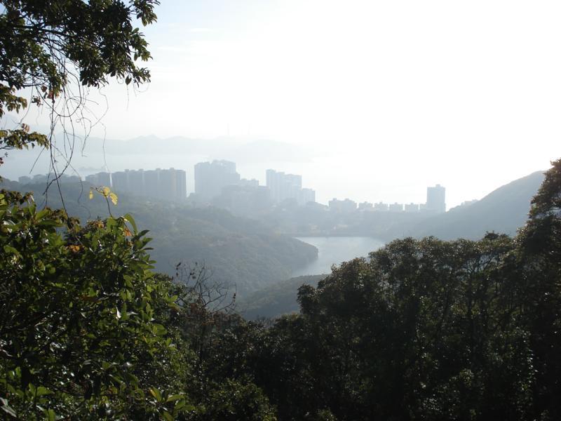 The oldest reservoir in Hong Kong