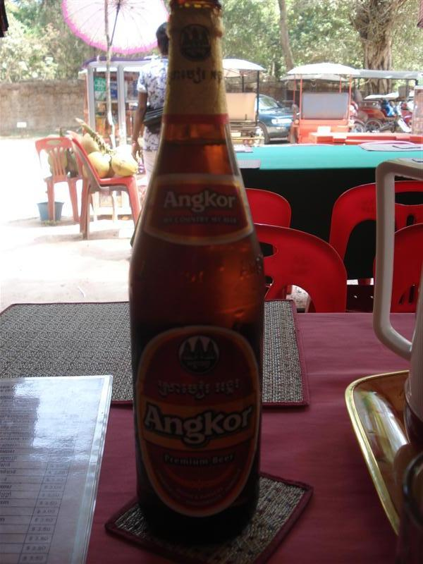 THE beer of Cambodia