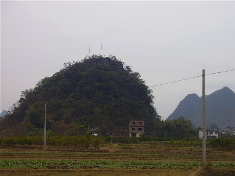 Cycle trip Yangshuo