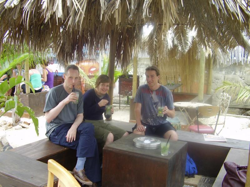 Cape to Cuba bar