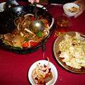 Yummy spicy Yunnan food