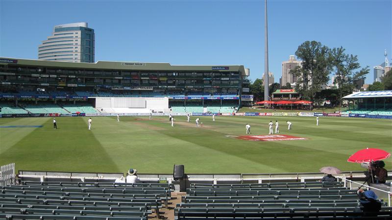 Test Match Cricket In Durban