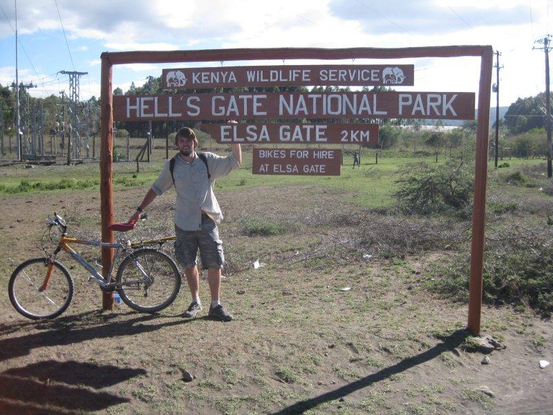 Hell's Gate done