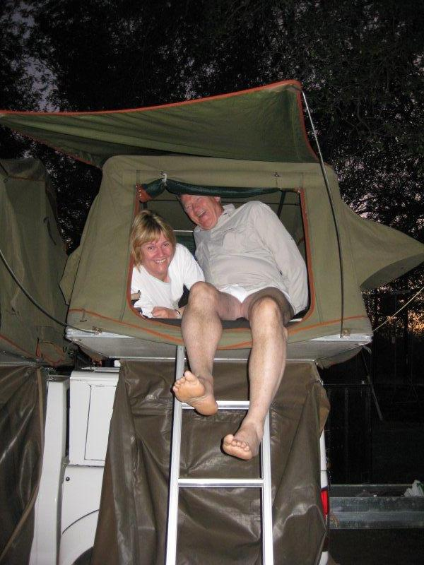 Not So Comfy Campers