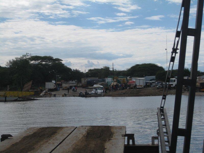 The Craziest Border Crossing Yet - Zambia!