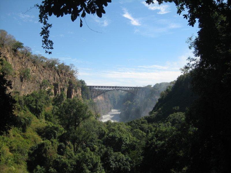The Bridge To Zimbabwe