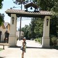 Conch Y Toro Main Entrance