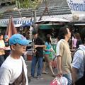 Chatuchak  Market Sax Player
