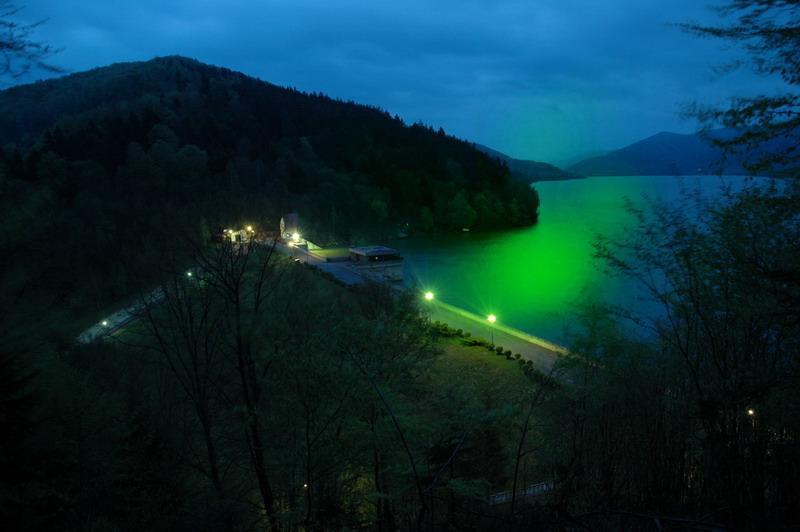 Lake Klimkowka