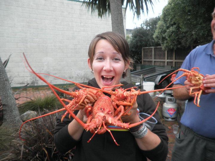 Crayfish look like aliens