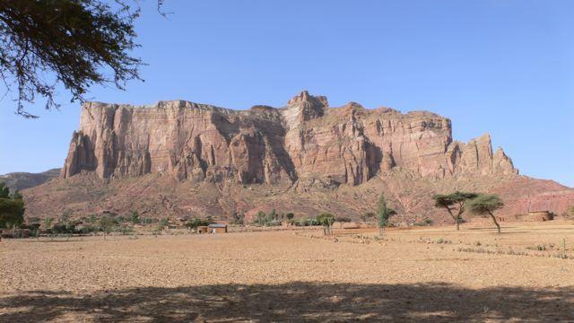 Girhalta Escarpment