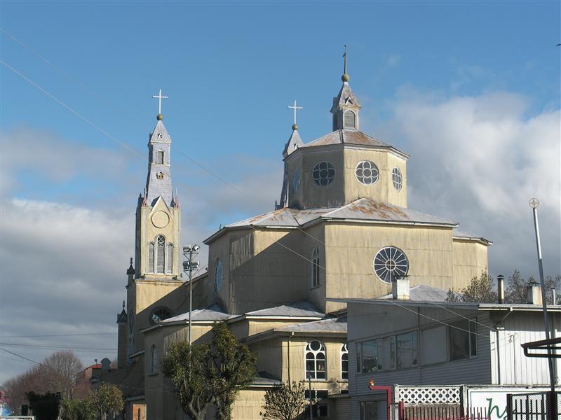 Church from street
