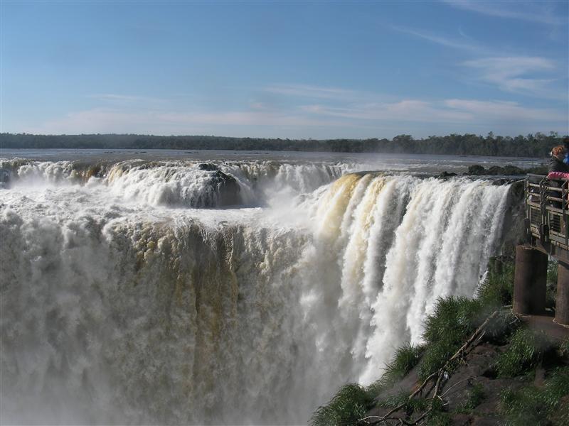 Foz de Iguazu, Devil´s Throat