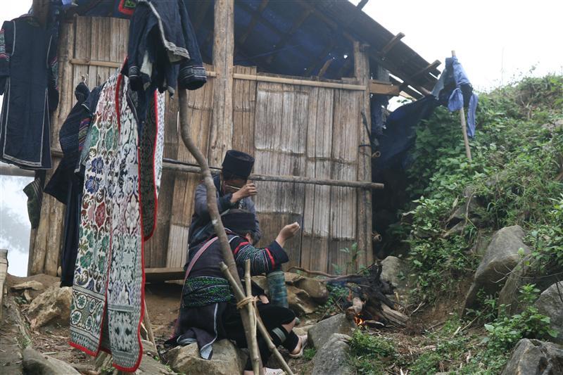 Cat Cat Village near Sapa