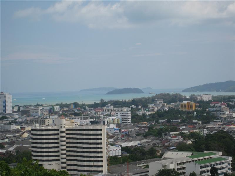 view from 'phuket view restuarant'
