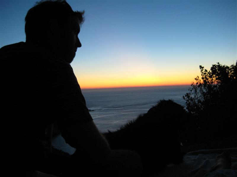 Chapman's sunset