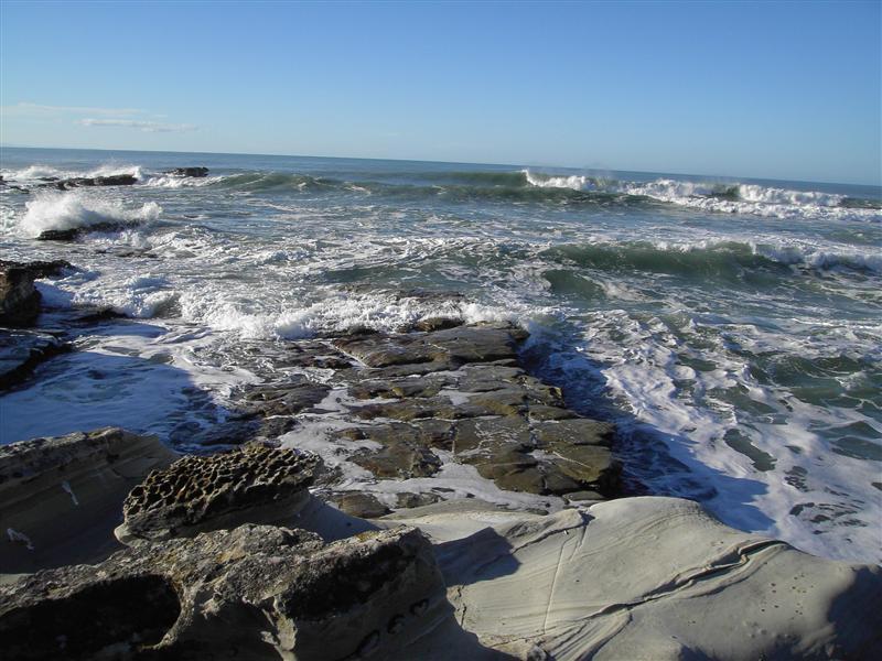Sculptured Shoreline - Mahia