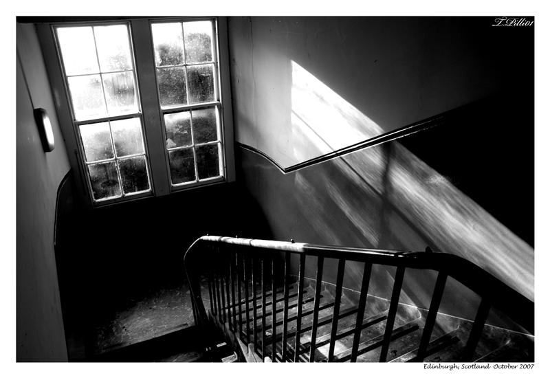 Comely Bank Stairs