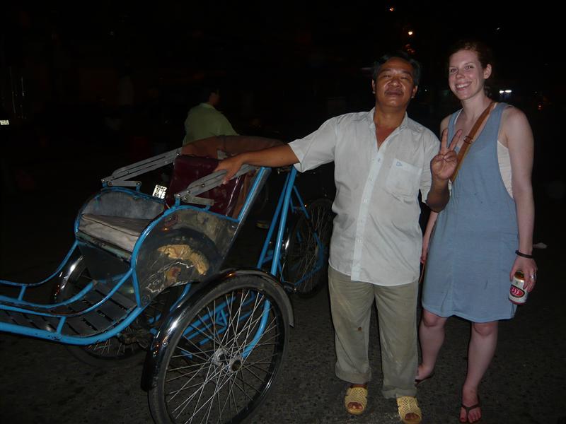 Cyclo Driver and I