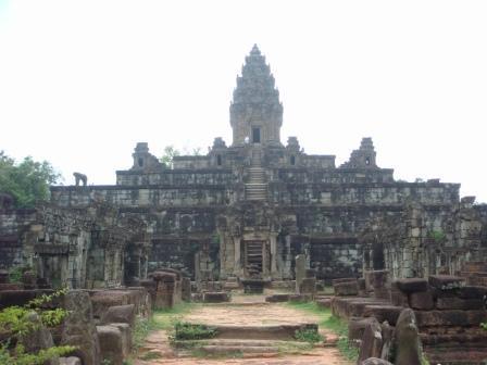 Ankor Vat (Bakong)