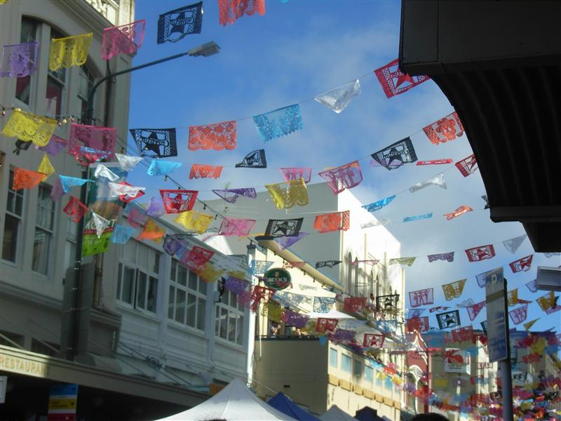 Cuba St Carnival Feb 09